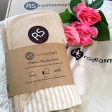 BUNDLE DEAL ORGANIC radiation shielding Blankets -Classic & Joy