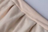 Radia Smart Shielding Belly Band-Nude Details  EMF protection
