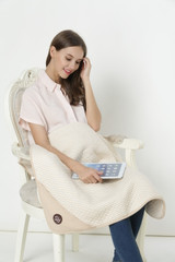 Radia Smart ORGANIC radiation shielding Blanket