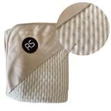 Large Protective Belly Pregnancy Baby Blanket, Organic, Anti-Radiation, EMF Blanket Details