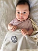 Large Protective Belly Pregnancy Baby Blanket, Organic, Anti-Radiation, EMF Blanket, baby