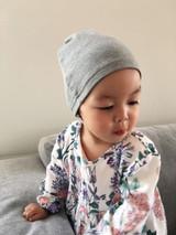 EMF Baby Hat (6 - 18 months), Anti-Radiation, RF Shielding WIFI Bluetooth 5G Radiation Protection (Grey) | Radia Smart