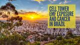 Cell Tower EMF Exposure and Cancer in Brazil