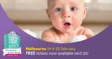 We will be at Pregnancy & Baby Expo Feb 24-25 Melbourne 2018