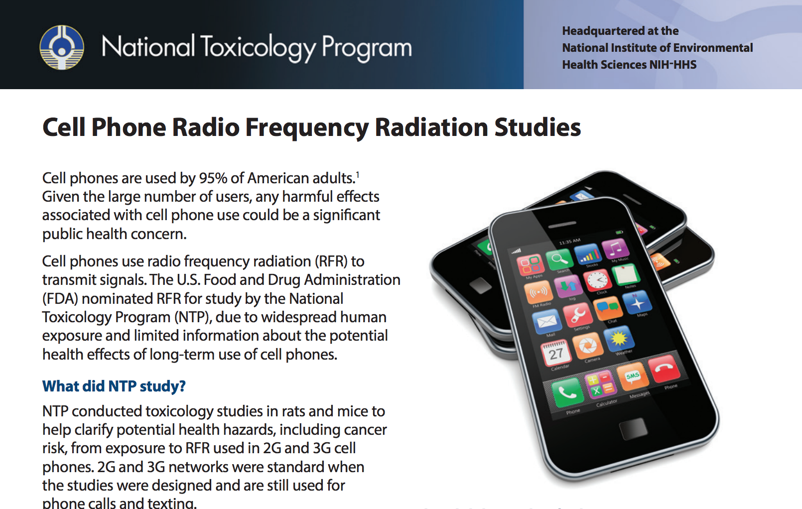 Electromagnetic Radiation Pregnancy