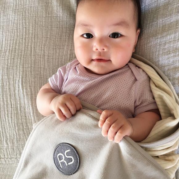 Radia Smart EMF Baby Blanket