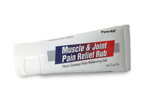 Muscle and Joint Pain Relief Rub