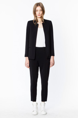 VOLLY CREPE JACKET PERMANENT