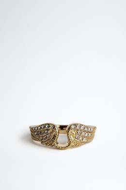 MILA TWIST RING GOLD