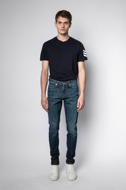 DAVID ECO OLD BRUT DENIM