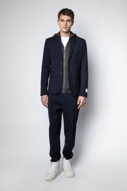 VERSION WOOL JACKET