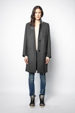 MARLA DOUBLE COAT
