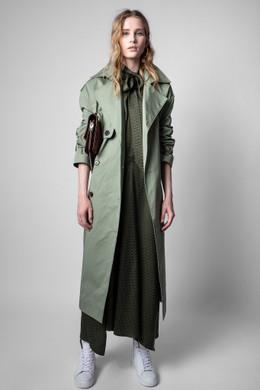 Zadig & Voltaire Kena Trench Coat front