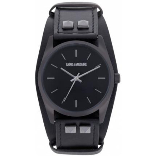 ZVF601 Black Leather