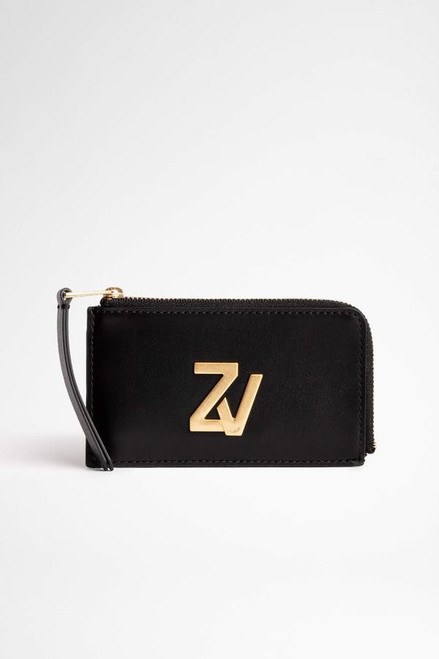 ZV INITIAL KEY/COIN/CARD HOLDER