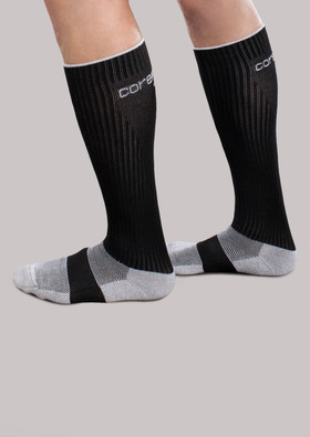 Core-Sport Moderate Compression Athletic Performance Sock