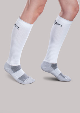 Core-Sport Mild Compression Athletic Performance Sock