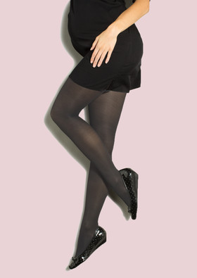 Preggers Moderate Support Maternity Tights