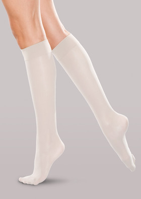 TherafirmLIGHT Women's Light Support Knee High Stockings