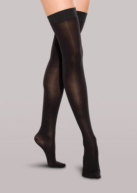 Therafirm Moderate Support Thigh High Stockings