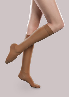 Sheer Ease Women's Mild Support Knee High