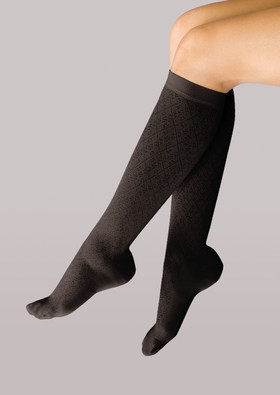 TherafirmLIGHT Women's Light Support Diamond Trouser Socks