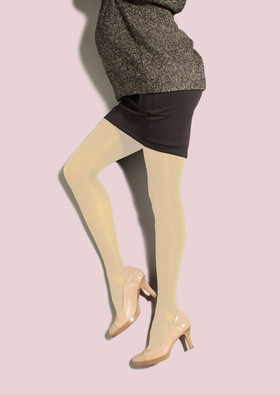 Preggers Moderate Support Maternity Pantyhose