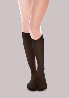 Sheer Ease Women's Moderate Support Knee High