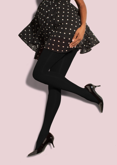 Light Support Maternity Tights