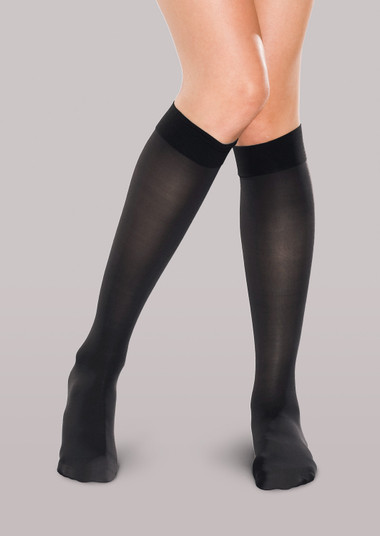 Therafirm Women's Mild Support Sheer Knee High Stockings