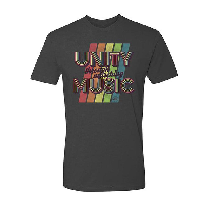 DCI Unity Through Marching Music T-Shirt