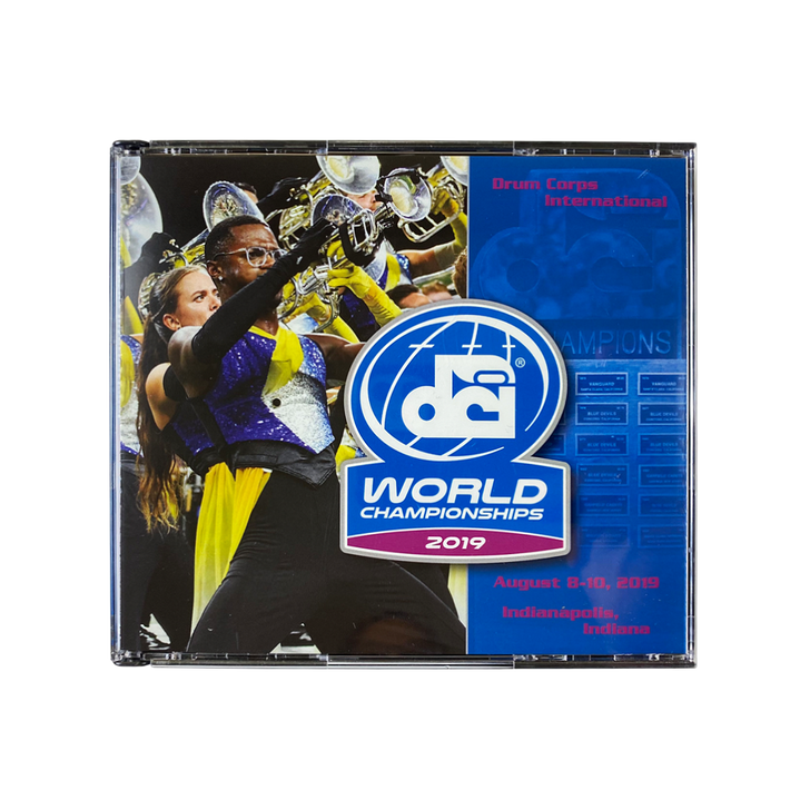 2019 World Championships CD