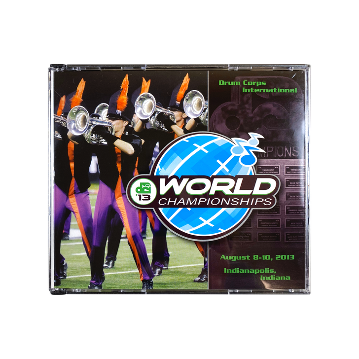 2013 World Championships CD