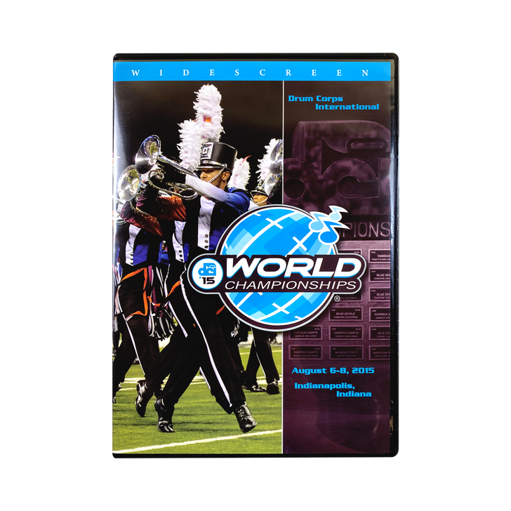 2015 Top 12 World Championships DVD Vol 1