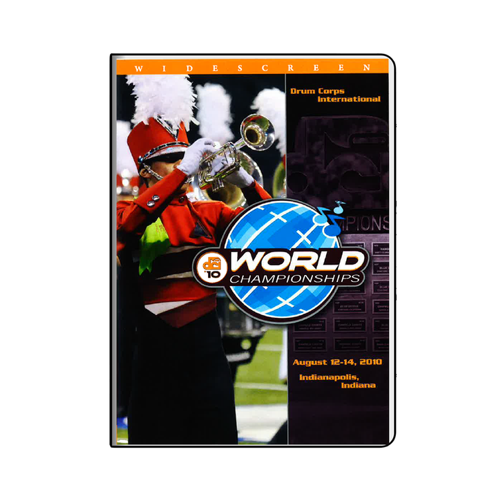 2010 World Championships Vol. 2 DVD