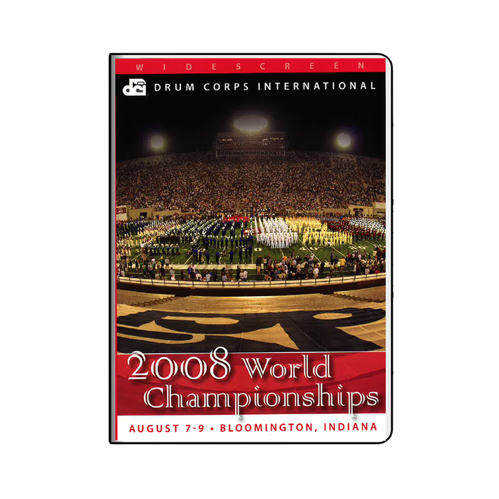 2008 Semi/Quarterfinalists DVD Vol. 2