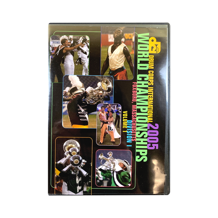 2005 World Championships Div. 1 Vol. 1 DVD