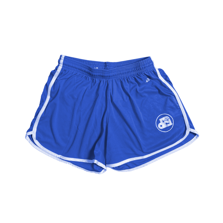 DCI Ladies Velocity Royal Blue Shorts