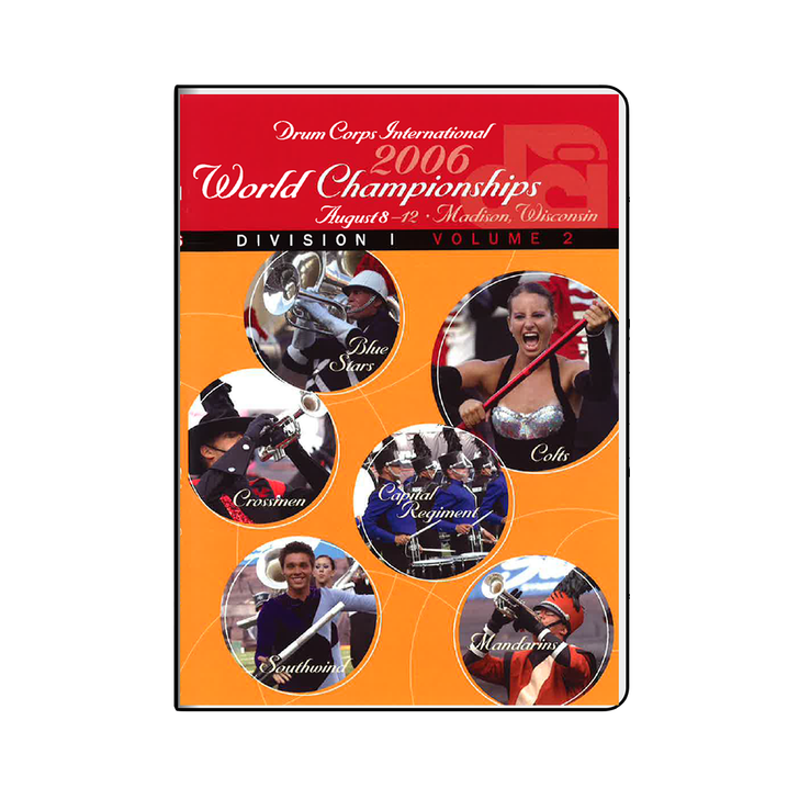 2006 World Championships Div. 1 Vol. 2 DVD