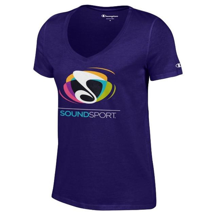 DCI SoundSport Ladies V-Neck