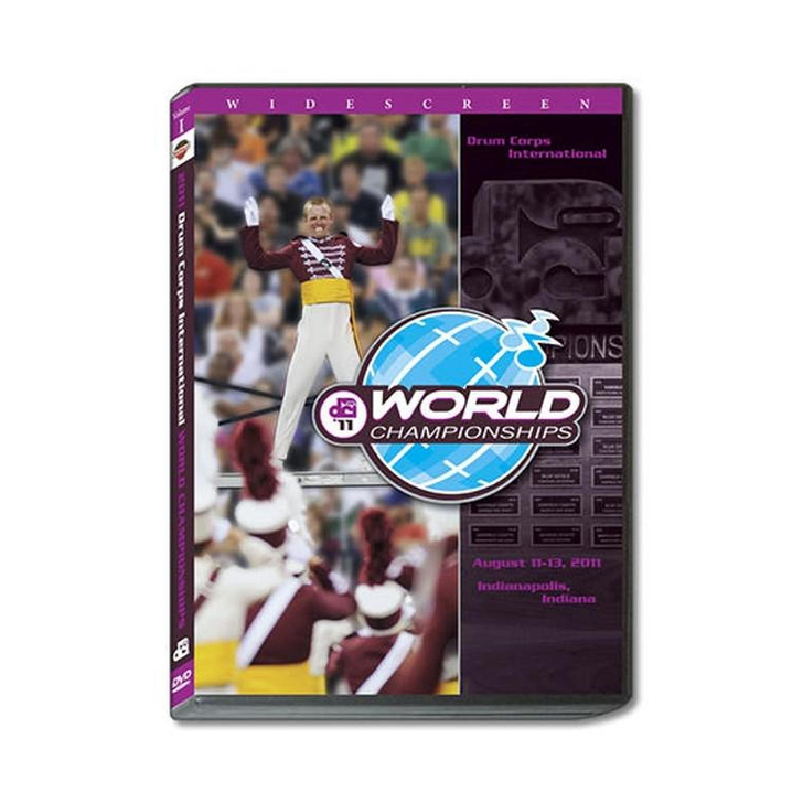 2011 World Championships Vol. 1 DVD