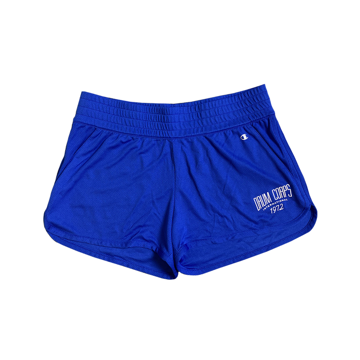 DCI Ladies Endurance Royal Shorts