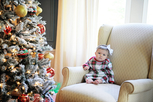 2020 Christmas Baby Gowns - Ready to Ship - FINAL SALE