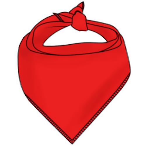 Dog Bandana - Solid Red - 2021 Christmas Collection Pre-Order