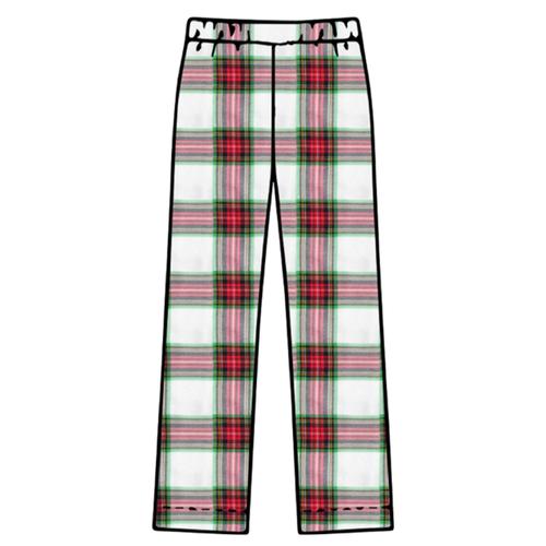 Adult Pajama Bottoms - Plaid - 2021 Christmas Collection Pre-Order