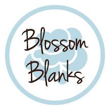 Blossom Blanks