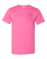 Tightsguy Tee - Pink
