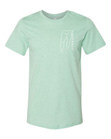 Tightsguy Tee - Mint