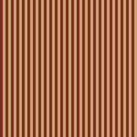 Banjo Stripe Poppy
