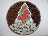 Chocolate Tree Basket - Medium